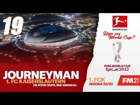 FM21 | Die Roten Teufel | S03 E05 - World Cup 2022