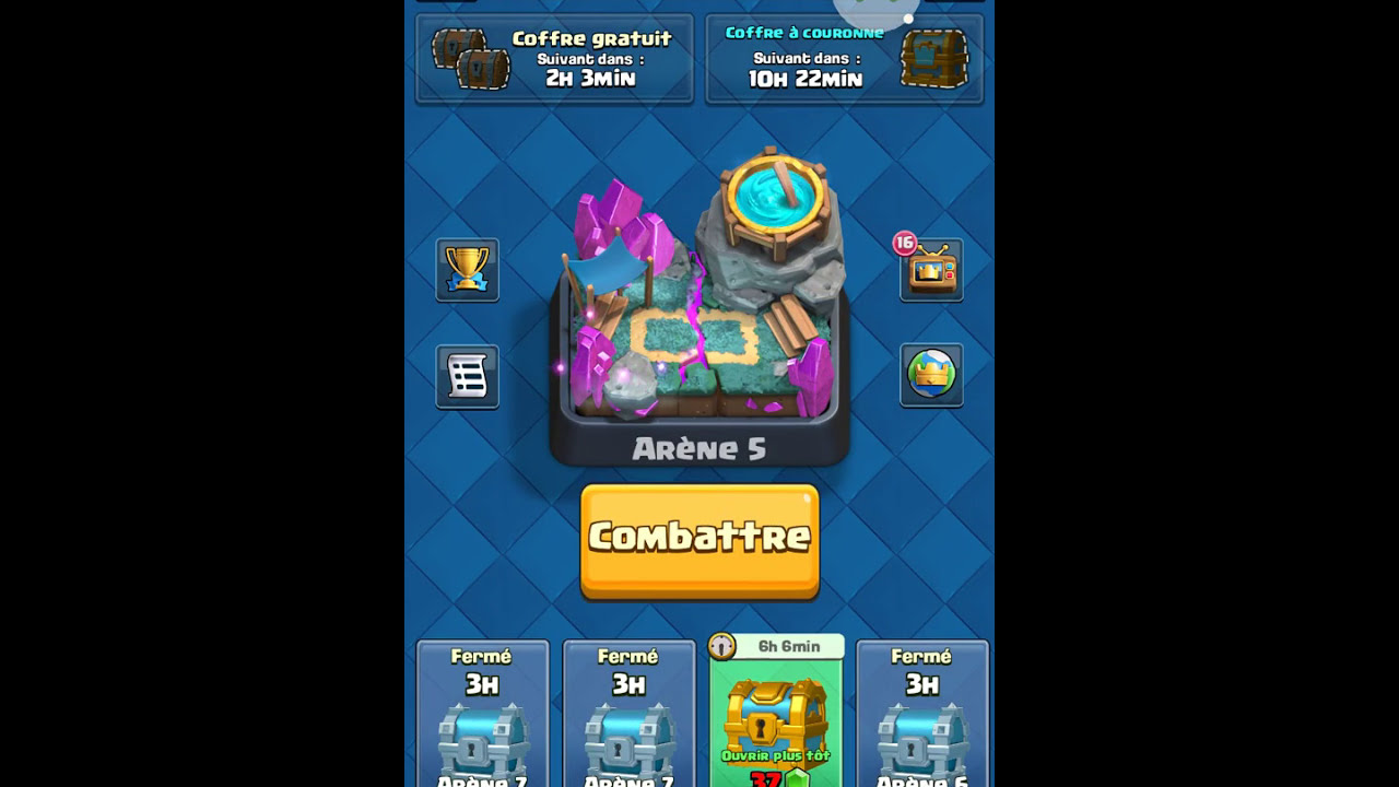 Tuto tr s bon deck ar ne 5 youtube for Deck arene 5 miroir