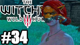 The Witcher 3 Gameplay Walkthrough FR #34   BAL MASQUÉ