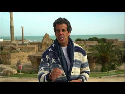 Álvaro Garnero Visita Vila Da Tunísia Que Se Tornou Refúgio De Artistas