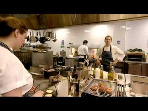 Angela Dishes Up Her Main - Angela Hartnett & Williams Judging - Great British Menu