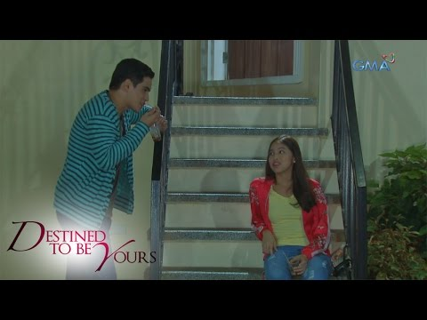 Destined To Be Yours: Ligawan portion