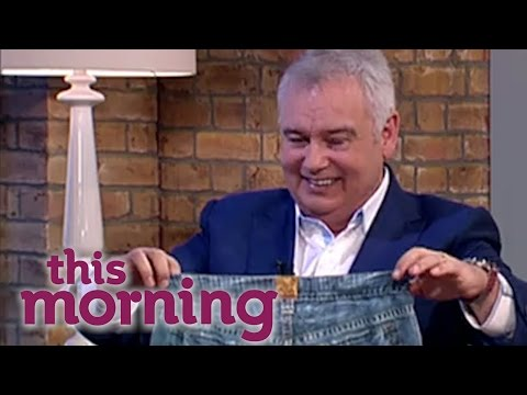 Benidorm's Kenneth Gives Eamonn Hotpants  This Morning