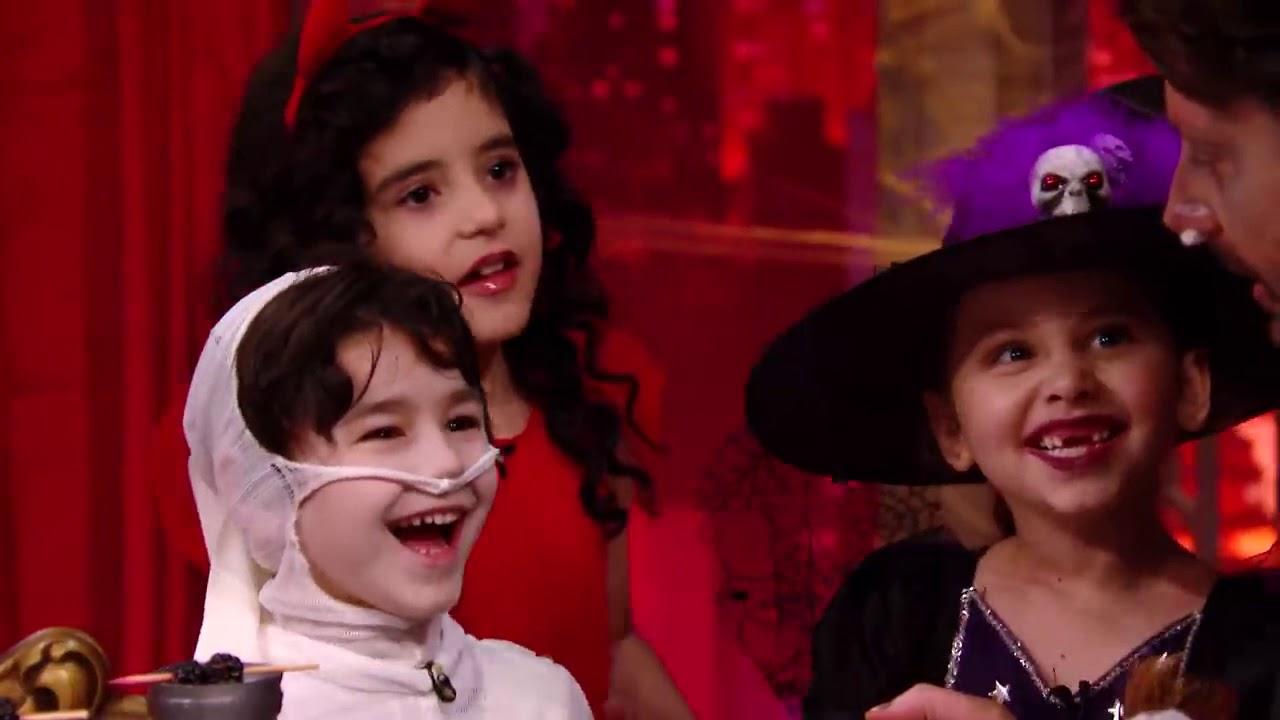 leite show halloween 2019