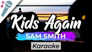 Download Sam Smith - Kids Again - Karaoke Instrumental (Acoustic)