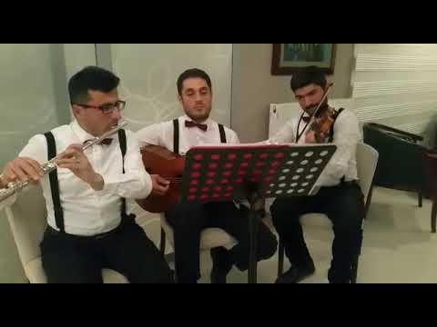 ANKARA ORKESTRA TRIO KARŞILAMA...