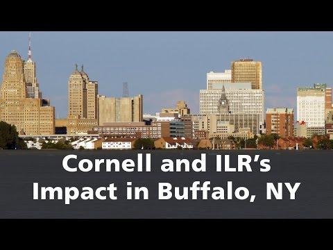 Cornell University's impact in Buffalo, NY