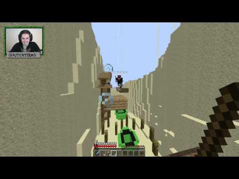 TDT VS KIJKERS!!! - Minecraft Adventure Escape
