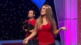 Para barriobajeros- Imitación de Oriana y Alex de Reality Amor a Prueba en Programa humor MCC