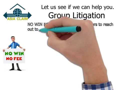 Group Litigation - Asia Claim and Asia Claims Direct