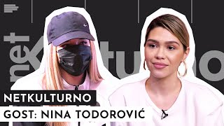 Nina Todorović: Snimila bih duet sa Editom! | NETKULTURNO | S01EP57