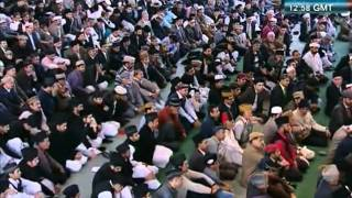 Urdu Friday Sermon 21 October 2011, Blessed and Successful European Tour_clip14.flv