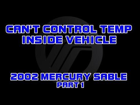 1999 mercury sable repair manual free download