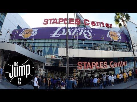 Financial imbalance among NBA teams a big deal? | The Jump | ESPN