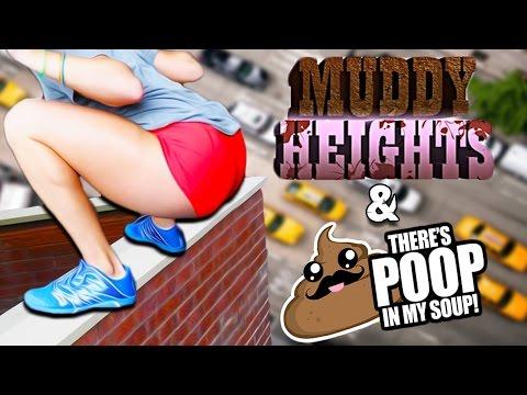 Muddy Heights & Poop In My Soup - 2 USRANE IGRICE