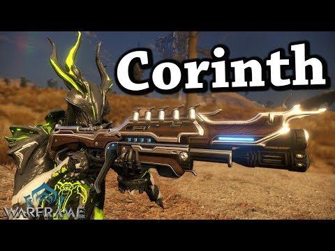 Warframe | Corinth - Tenno Shotgun (4 Forma Build)