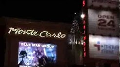 Las Vegas Luxushotel Hotel Monte Carlo Resort Casino Nevada Urlaub Video Film Heiraten in Las Vegas