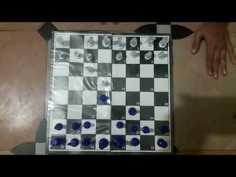 legal mate in chess game