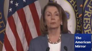 Nancy Pelosi stumbles over saying 'natural', sruggles to recal Obama appointee's name