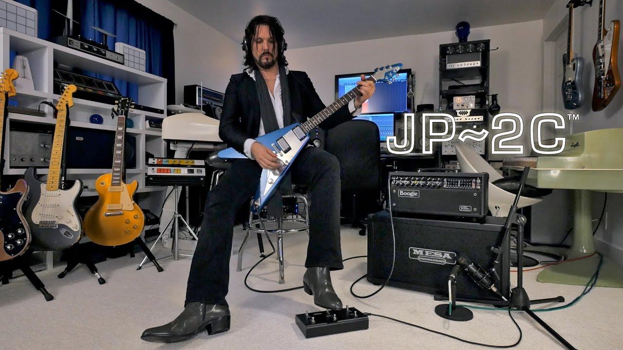MESABoogie John Petrucci Signature JP2C  ROCK