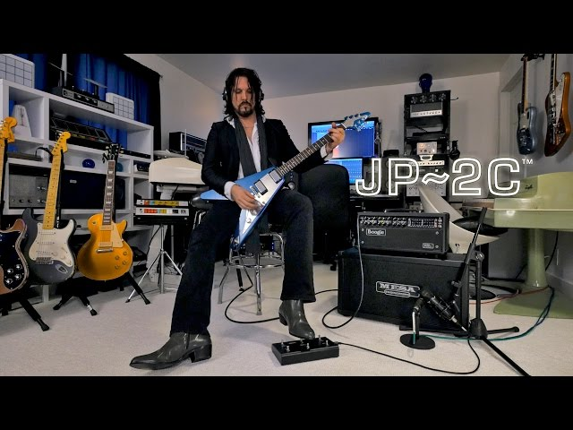 MESA/Boogie John Petrucci Signature JP-2C – ROCK Playthrough