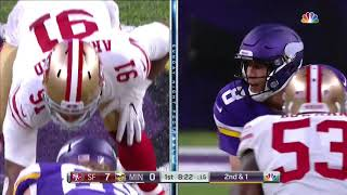 San Francisco 49ers @ Minnesota Vikings Preseason Week 3 2017