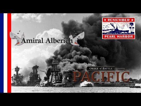 Remember Pearl-Harbor #2 - Order of Battle : Pacific [FR]