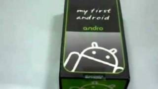 micromax a60 unboxing and short review