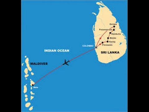 Difference Between Sri Lanka and Maldives
