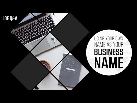 Should You Use Your Own Name in Your Counseling Business Name?