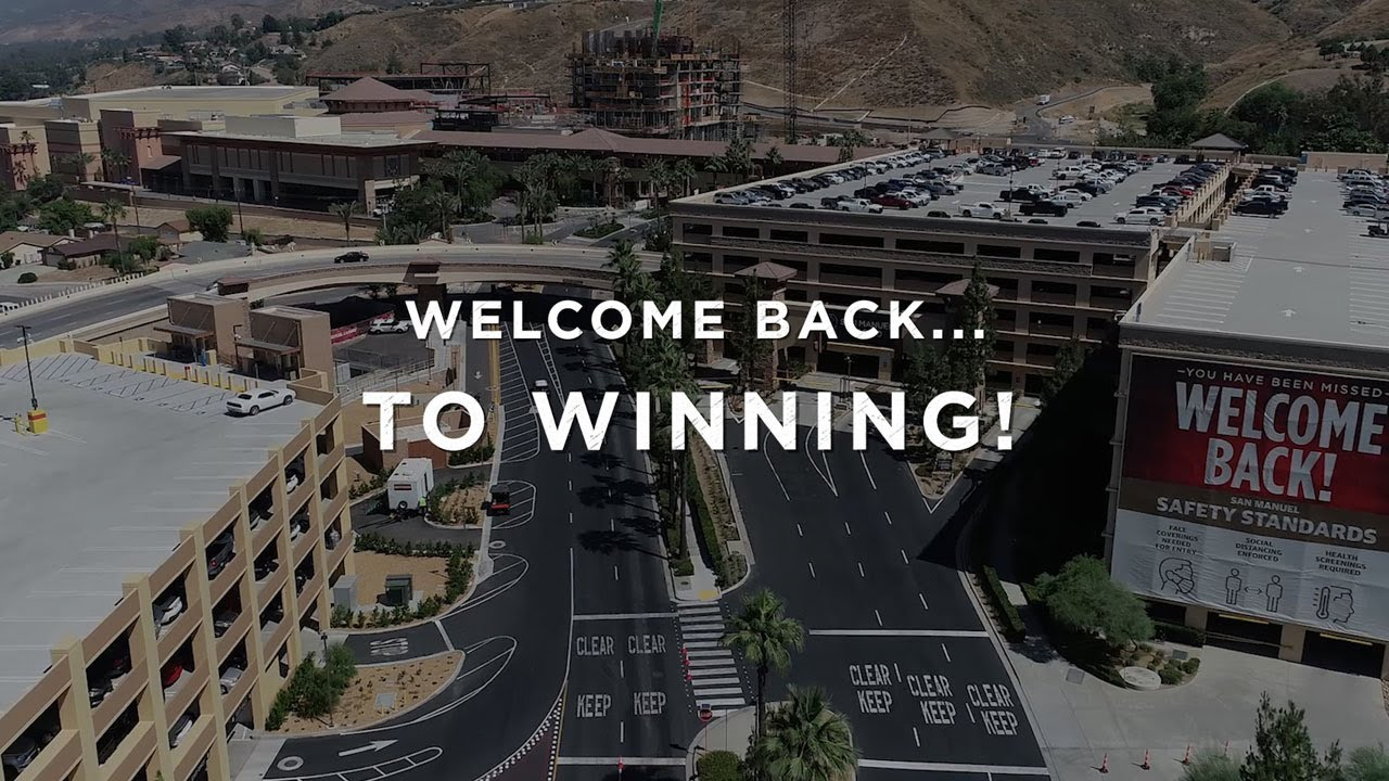 San Manuel Casino 550m Expansion Updates