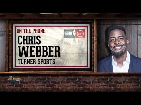 Chris Webber Talks Duke Freshman vs Fab 5, Michigan & More w/Dan Patrick | Full Interview | 11/8/18