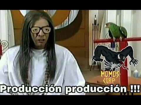 Producción Producción  meme origen