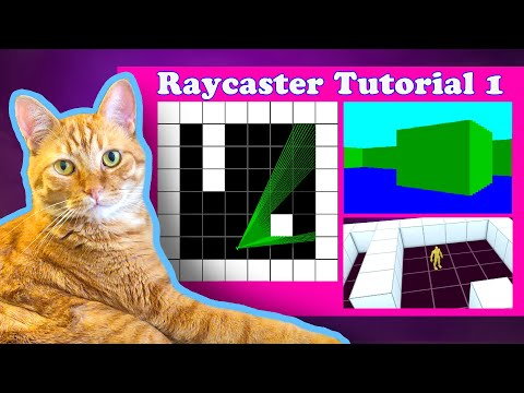 Make Your Own Raycaster Game