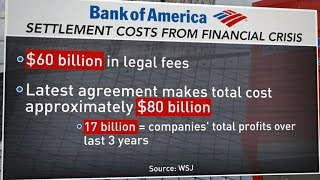DOJ: Bank of America to pay $17 billion settlement in mortgage case