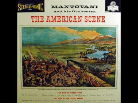 Mantovani - The American Scene (Full Album)
