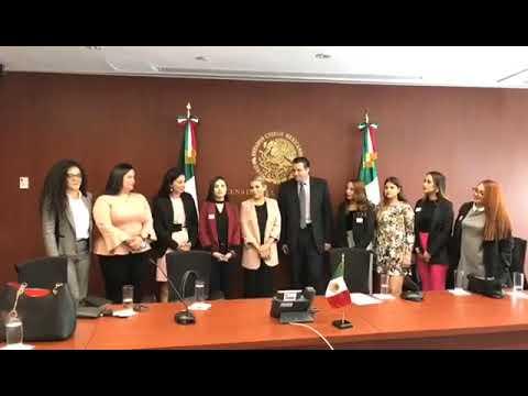 Mario Zamora invita a los jóvenes a impulsar iniciativas que promoverá en el Senado