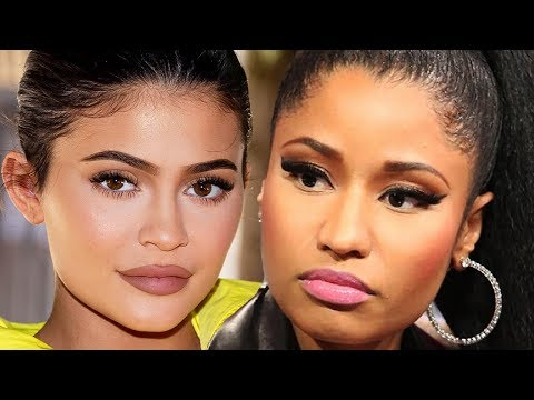 Nicki Minaj Slams Kylie Jenner, Stormi, &  Travis Scott In New Rant | Hollywoodlife