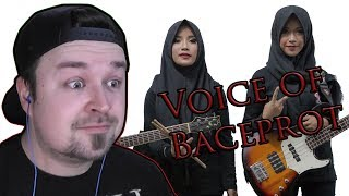 Voice of Baceprot - School Revolution REACTION (Young talent from Indonesia!)
