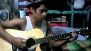 run to you(angel eyes OST) - lasse lindh (fingerstyle guitar karl peñaflor)