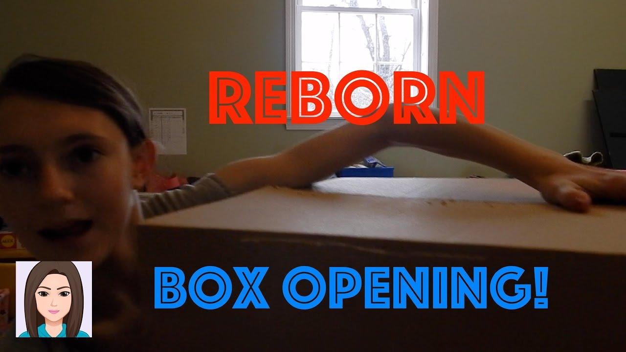 Reborn Baby Boy Box Opening Youtube