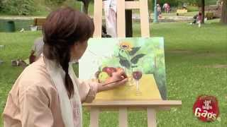Magic Painting Gag