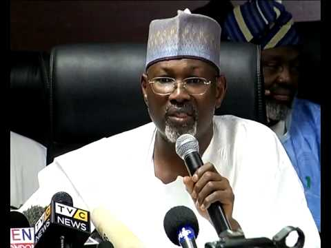 The Press briefing that changes poll dates in Nigeria - Part B
