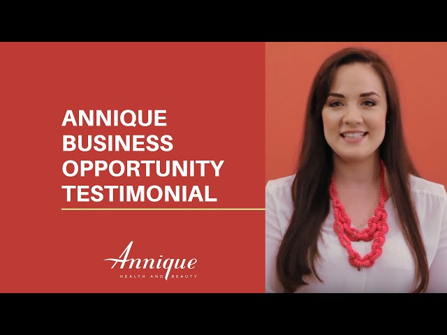 Annique Business Opportunity: Lane Bronkhorst