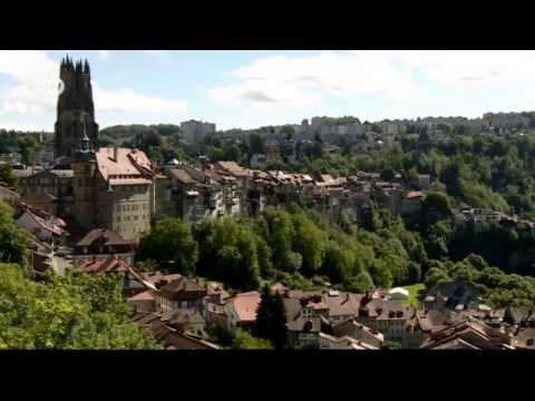 The Swiss City of Fribourg | Euromaxx