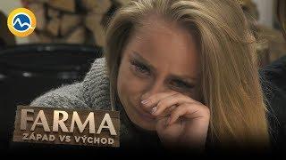 FARMA - Barbora skončila nečakane v slzách: Už nezvláda atmosféru, ktorá ovládla Farmu!