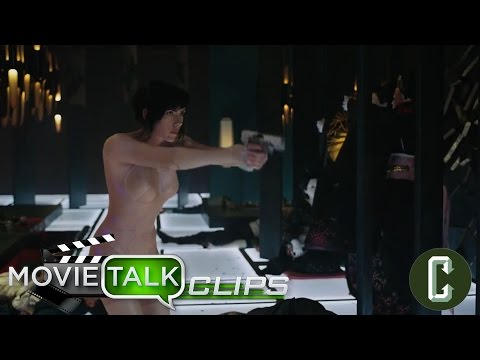 Ghost in the Shell: 5 Minute Clip Reaction and Discussion  - Collider Video