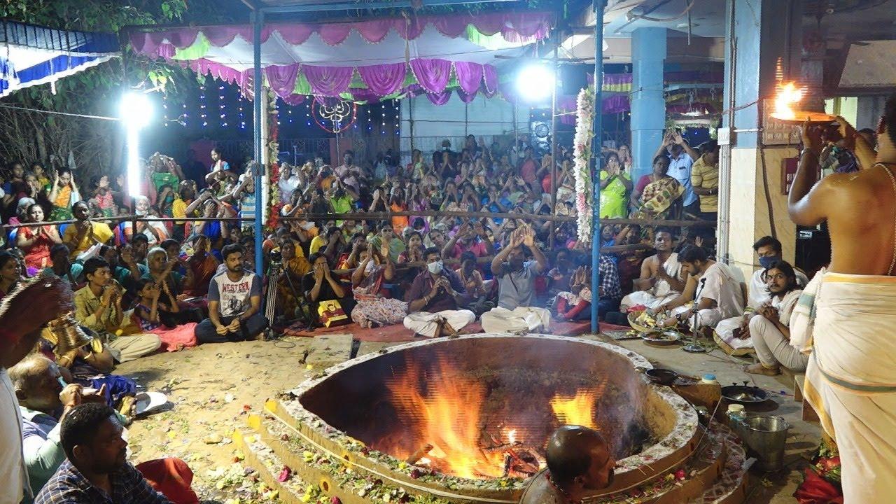 Download Sri Siddhi Vinayagar Alayam, Thorapadi, Vellore. Sandi Yagam 21.03.2021
