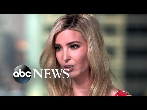 Ivanka Trump Interview: