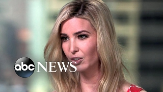 Ivanka Trump Interview: Will Not Fill in as First Lady thumbnail